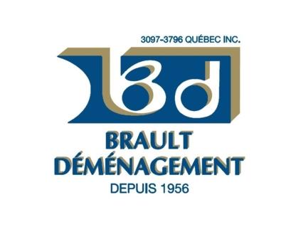 Brault Déménagement - Déménagement et entreposage - 450-667-1876