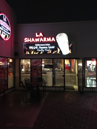 La Shawarma - Restaurants - 905-951-9777