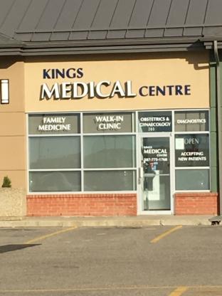 Kings Medical Centre Inc - Clinics