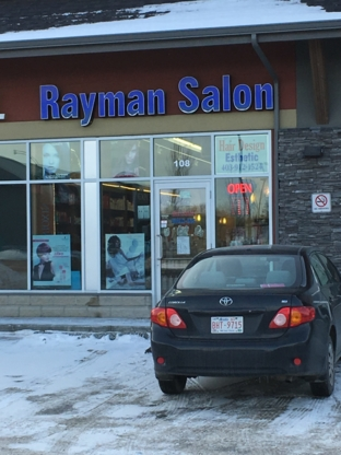 Rayman Salon Hair Design - Hair Salons - 403-912-1524