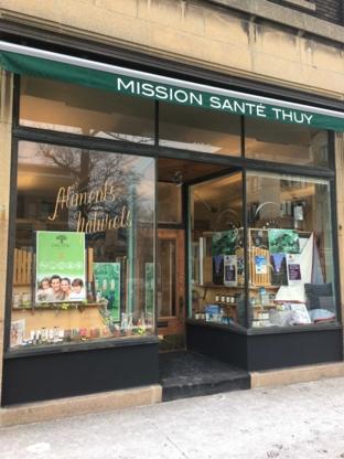 Health Mission Santé Thuy - Restaurants