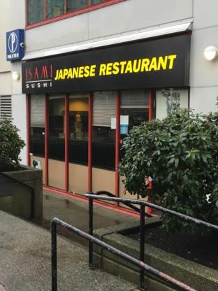 Isami Sushi Japanese Restaurant - Sushi & Japanese Restaurants - 604-434-1212