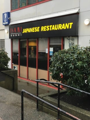 Isami Sushi Japanese Restaurant - Restaurants