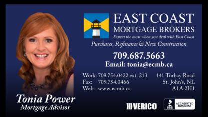 Tonia Power - Mortgage Advisor - Mortgages - 709-687-5663