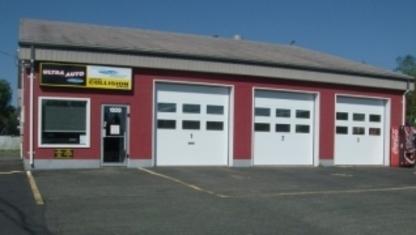 Ultra Auto Repair Ltd - Auto Body Repair & Painting Shops - 506-548-4294