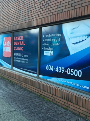 Laser Dental Clinic - Dentists - 604-439-0500