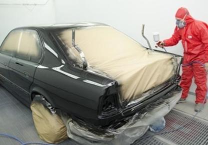 Eric Service Mobile - Réparation de carrosserie et peinture automobile - 450-888-2522