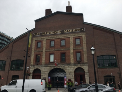 St Lawrence Market - Farmers Markets - 416-392-7219