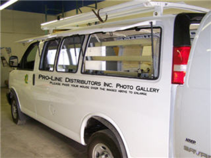 Pro-Line Distributors Inc - Truck Caps & Accessories