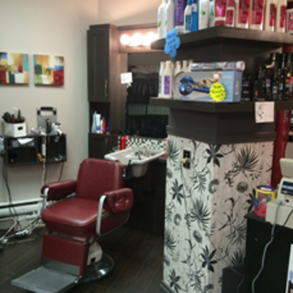 Les Barbières (Salon St-Germain) - Salons de coiffure et de beauté
