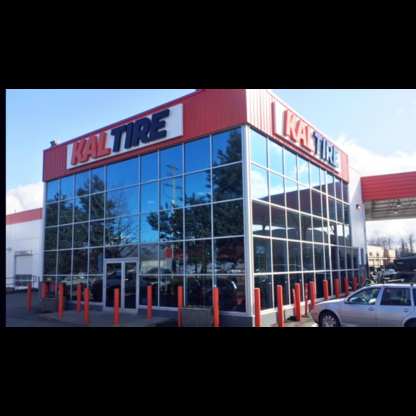 Kal Tire - Tire Retailers - 604-227-5281