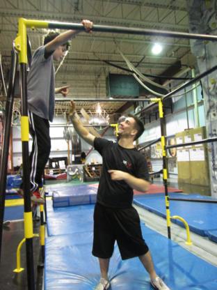 Gym X - Salles d'entraînement - 450-432-4229