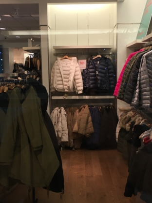 Gap - Clothing Stores - 604-431-6559