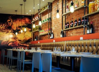 Leela - Restaurants - 416-769-7777
