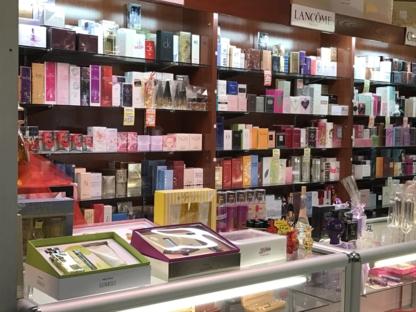 Parfumerie De L'Ouest - Parfumeries et magasins de produits de beauté