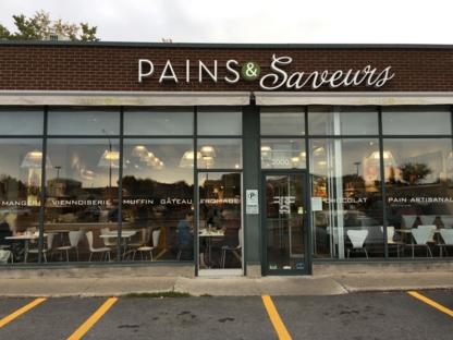 Pains Et Saveurs - Boulangeries - 450-486-1717