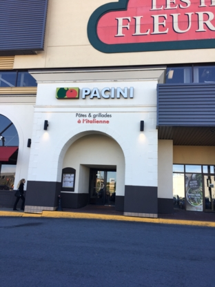 Pacini - Pizza et pizzérias - 418-527-8623
