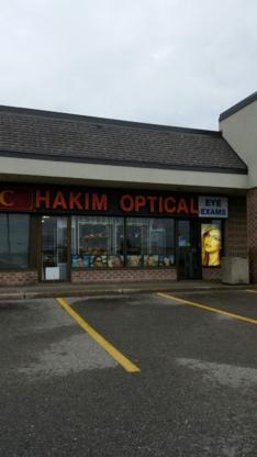 Hakim Optical - Opticians - 905-723-2500