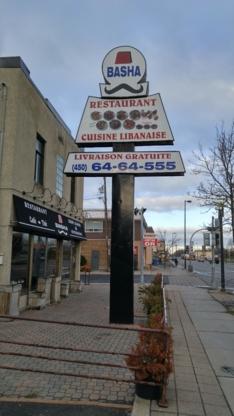 Basha - Restaurants moyen-orientaux - 450-646-4277