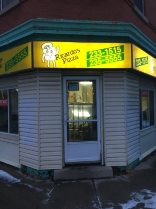 Ricardo's Pizza - Pizza et pizzérias - 613-235-5555