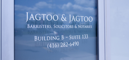Jagtoo and Jagtoo Barristers and Solicitors - Personal Injury Lawyers - 416-282-6490