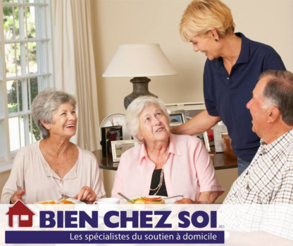 Bien Chez Soi - Commercial, Industrial & Residential Cleaning