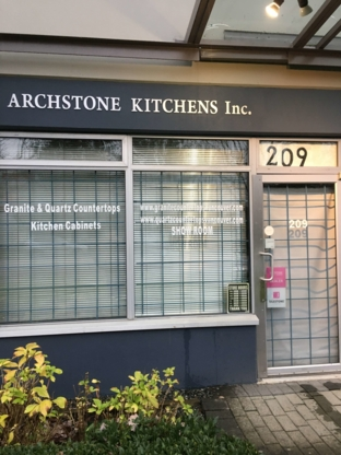 Archstone Kitchens Inc - Kitchen Cabinets - 604-569-2208