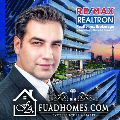 Fuad Abasov - Real Estate Agents & Brokers - 647-801-3401