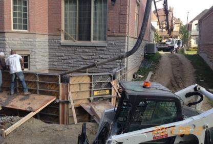 Concrete Forming Services - Concrete Formers