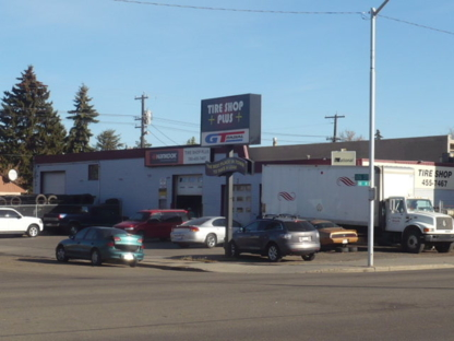 Tire Shop Plus - Used Tire Dealers - 780-448-1345