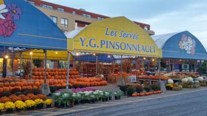 Serres Y G Pinsonneault - Matériel et fournitures de jardinage - 514-938-0876