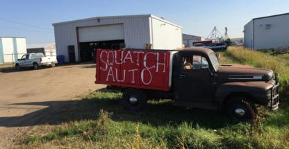 Squatch Auto - Oil Changes & Lubrication Service