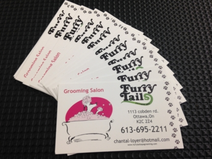 Furry Tails - Pet Grooming, Clipping & Washing - 613-695-2211