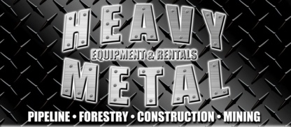 Heavy Metal Equipment & Rentals - Service de location général