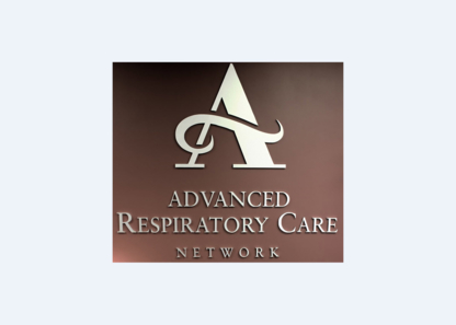 Advanced Respiratory Care - Home Health Care Equipment & Supplies