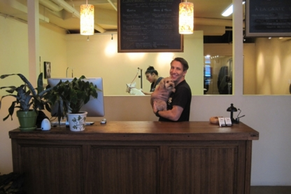 Spa Dog Organic Dog Spa - Toilettage et tonte d'animaux domestiques - 604-629-6767