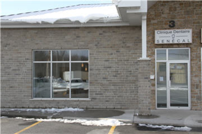 Clinique Dentaire Senécal - Dentistes - 450-376-6535