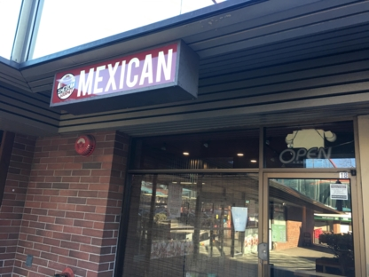 The Mexican Gourmet Cafe & Grill - Mexican Restaurants - 604-380-2222