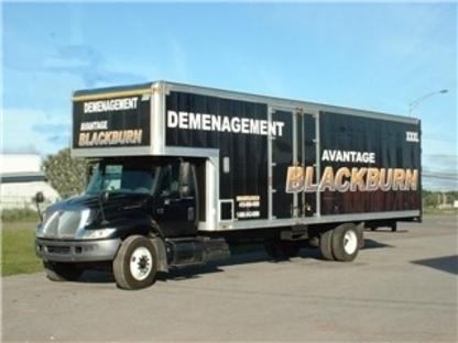Déménagement Avantage Blackburn Inc - Déménagement et entreposage - 418-543-6090