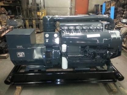 S C P Equipment Inc - Diesel Engines