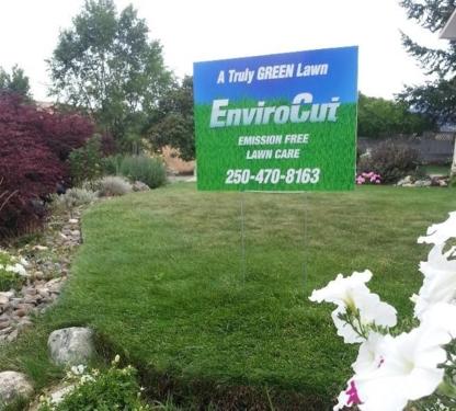 EnviroCut - Lawn Maintenance - 250-470-8163