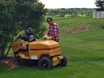 Stumpco Stump Removers - Service d'entretien d'arbres - 780-459-2113