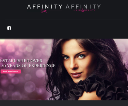 Affinity Hair & Beauty - Hairdressers & Beauty Salons - 705-740-0365