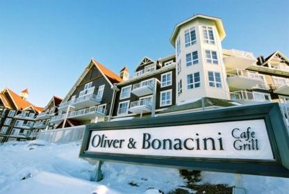 Oliver & Bonacini Café Grill - American Restaurants - 705-444-8680