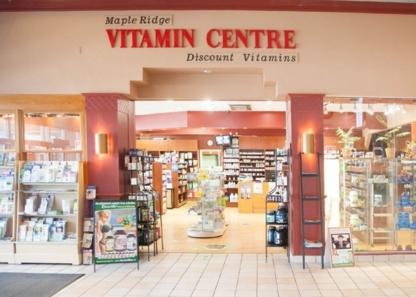 Bc Vitamin Centre - Health Food Stores - 604-463-4018