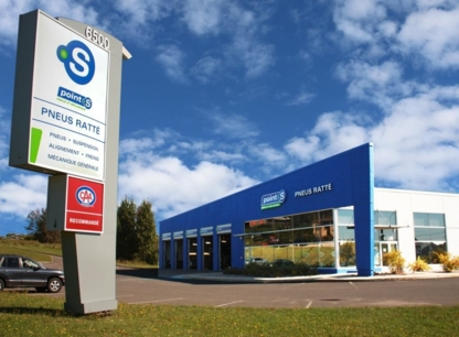 Pneus Ratté Inc - Tire Retailers