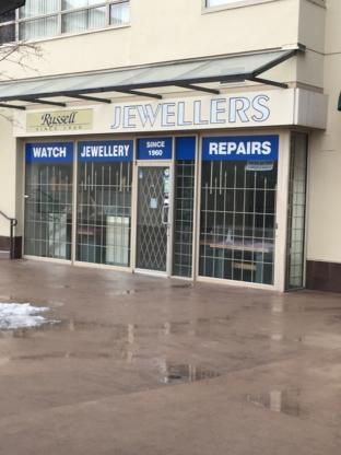 Russell Jewellers - Watch Repair