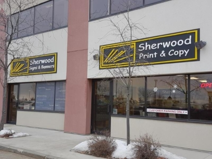 Sherwood Print & Copy - Signs - 780-449-3332