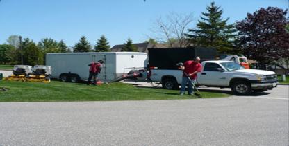 Secure Property Management - Lawn Maintenance - 705-623-3417
