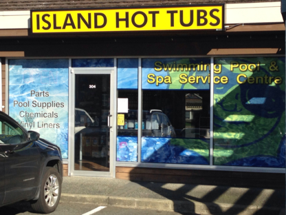 Island Hot Tub Sales & Service Ltd - Swimming Pool Contractors & Dealers - 250-390-3111